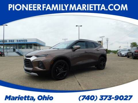 2019 Chevrolet Blazer for sale at Pioneer Family preowned autos in Williamstown WV