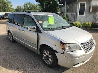 2008 Chrysler Town and Country for sale at WELLER BUDGET LOT in Grand Rapids MI