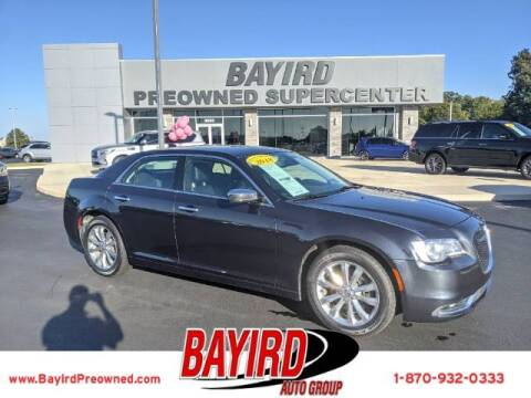 2018 Chrysler 300 for sale at Bayird Truck Center in Paragould AR