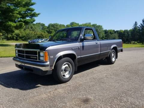 1989 Dodge Dakota for sale at Shores Auto in Lakeland Shores MN