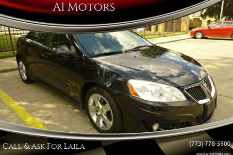 2010 Pontiac G6 for sale at A1 Motors Inc in Chicago IL