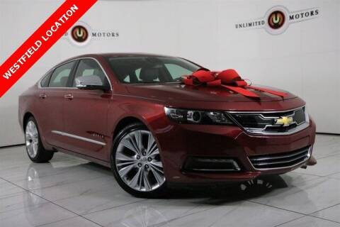 2015 Chevrolet Impala for sale at INDY'S UNLIMITED MOTORS - UNLIMITED MOTORS in Westfield IN