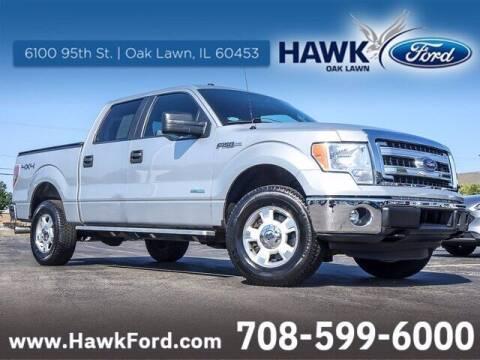 2014 Ford F-150 for sale at Hawk Ford of Oak Lawn in Oak Lawn IL