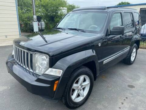 2008 Jeep Liberty for sale at Silver Auto Partners in San Antonio TX