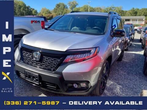 2020 Honda Passport for sale at Impex Auto Sales in Greensboro NC