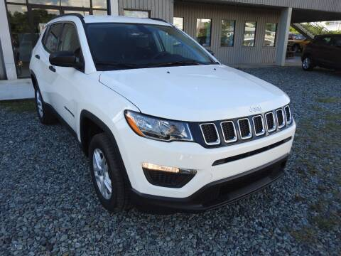 2021 Jeep Compass for sale at Caribbean Auto Mart -C in St Thomas VI