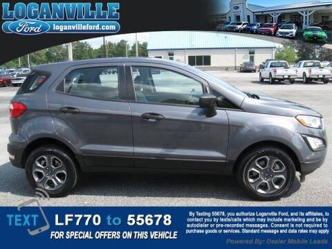 2020 Ford EcoSport for sale at Loganville Ford in Loganville GA