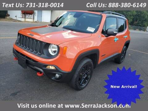 2018 Jeep Renegade for sale at Serra Of Jackson in Jackson TN