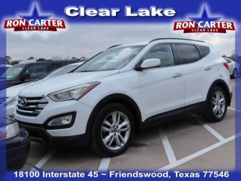 2013 Hyundai Santa Fe Sport for sale at Ron Carter  Clear Lake Used Cars in Houston TX