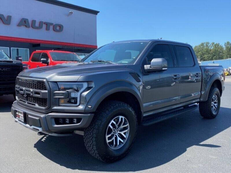 2018 Ford F-150 for sale in Burlington, WA