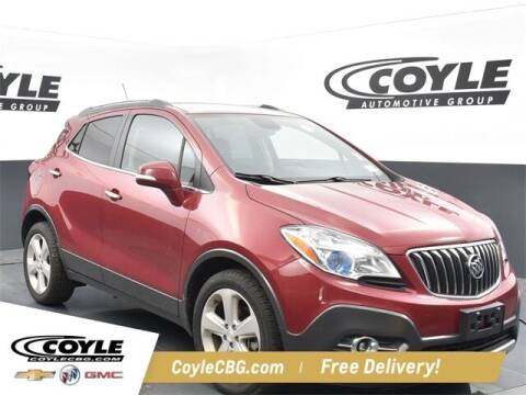 2015 Buick Encore for sale at COYLE GM - COYLE NISSAN - New Inventory in Clarksville IN