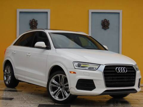 2016 Audi Q3 for sale at Paradise Motor Sports LLC in Lexington KY
