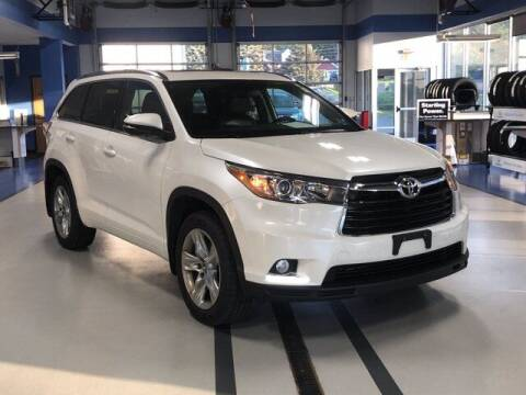 2016 Toyota Highlander for sale at Simply Better Auto in Troy NY