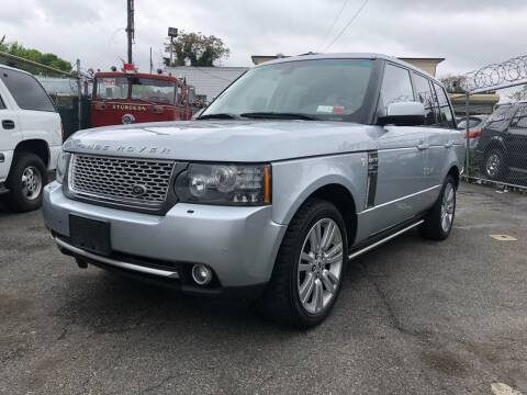 2011 Land Rover Range Rover for sale at Cypress Motors of Ridgewood in Ridgewood NY