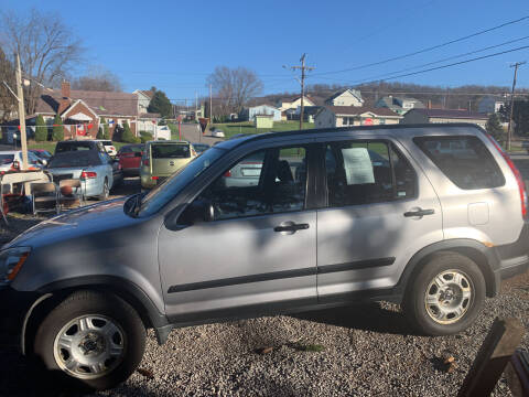 2006 Honda CR-V for sale at Trocci's Auto Sales in West Pittsburg PA