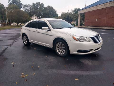 2014 Chrysler 200 for sale at Eddie's Auto Sales in Jeffersonville IN