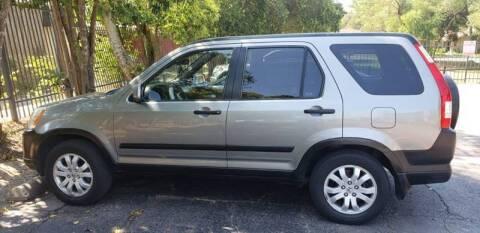 2006 Honda CR-V for sale at Bad Credit Call Fadi in Dallas TX