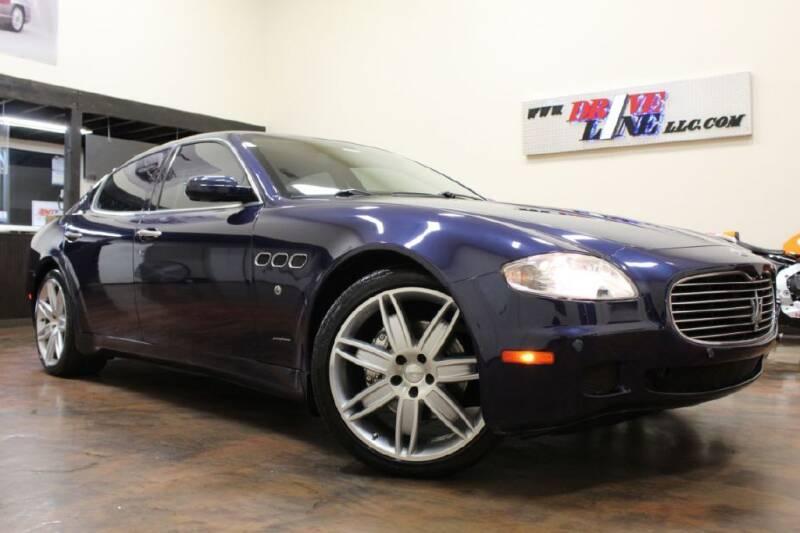 2006 Maserati Quattroporte for sale at Driveline LLC in Jacksonville FL