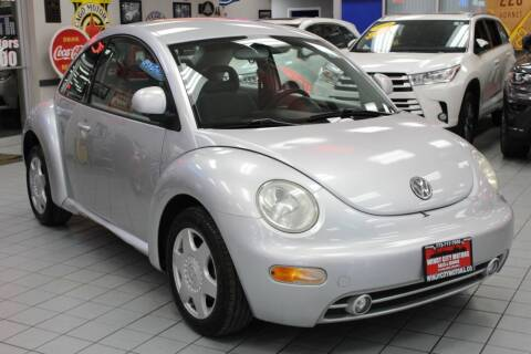 1998 Volkswagen New Beetle for sale at Windy City Motors in Chicago IL