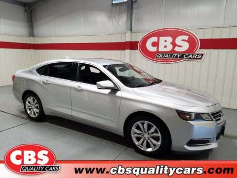 2016 Chevrolet Impala for sale at CBS Quality Cars in Durham NC