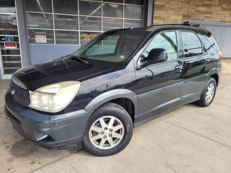 2004 Buick Rendezvous for sale at Car Planet Inc. in Milwaukee WI