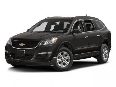 2017 Chevrolet Traverse for sale at TRAVERS GMT AUTO SALES - Traver GMT Auto Sales West in O Fallon MO