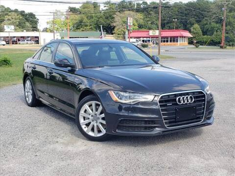2014 Audi A6 for sale at Auto Mart in Kannapolis NC