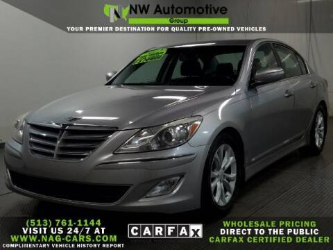 2012 Hyundai Genesis for sale at NW Automotive Group in Cincinnati OH