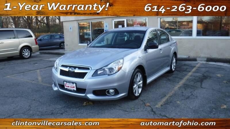 2014 Subaru Legacy for sale in Columbus, OH