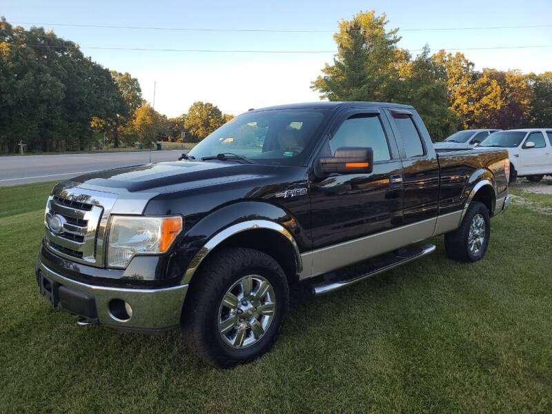 2009 Ford F-150 for sale at Moulder's Auto Sales in Macks Creek MO