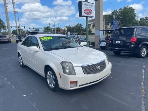 2003 Cadillac CTS for sale at Used Car Factory Sales & Service in Port Charlotte FL