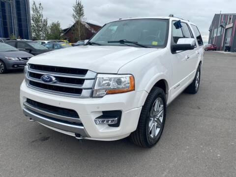 2015 Ford Expedition for sale at Snyder Motors Inc in Bozeman MT