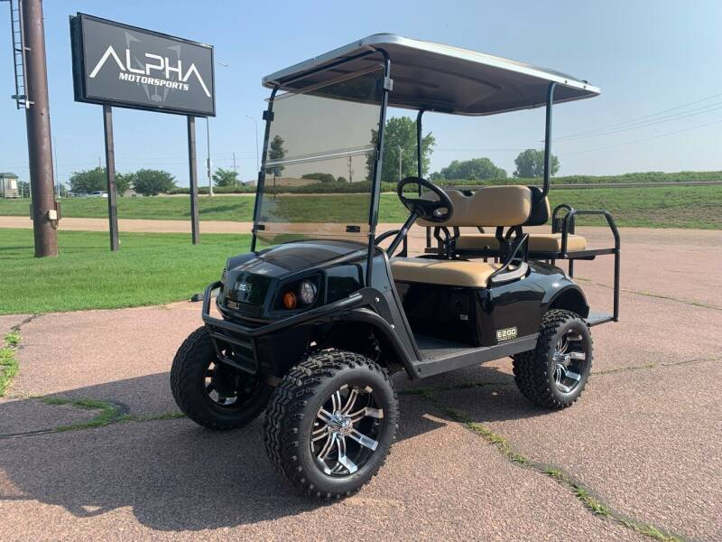 2021 EZGO Express S4 *Brand New* for sale at Alpha Motorsports in Sioux Falls SD