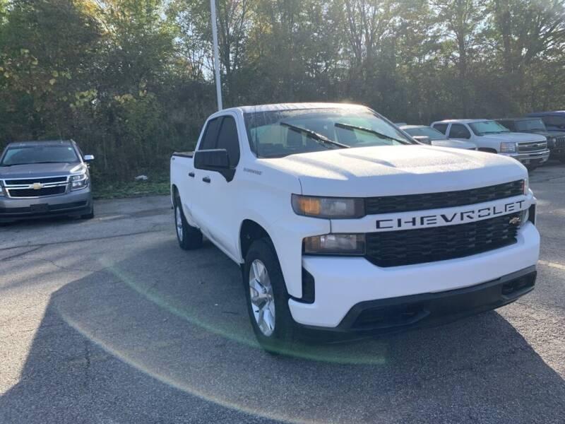 2019 Chevrolet Silverado 1500 for sale at Ganley Chevy of Aurora in Aurora OH