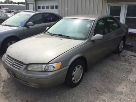 1999 Toyota Camry for sale at Cartraxx Auto Sales in Owensboro KY