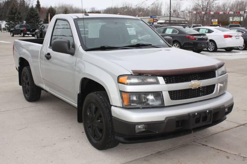 2011 Chevrolet Colorado for sale at Sandusky Auto Sales in Sandusky MI