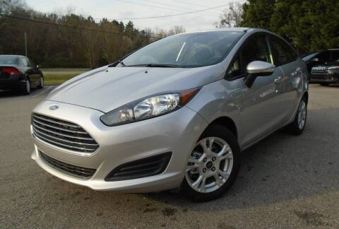 2014 Ford Fiesta for sale at SAR Enterprises in Raleigh NC