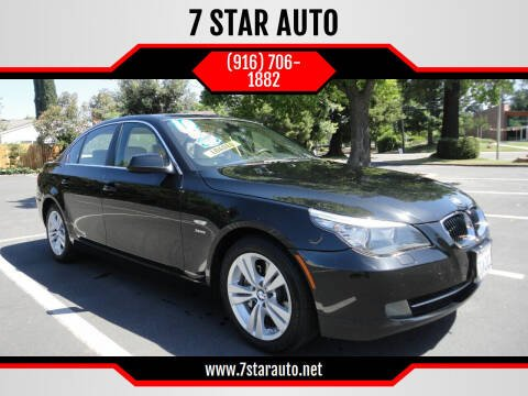 2010 BMW 5 Series for sale at 7 STAR AUTO in Sacramento CA