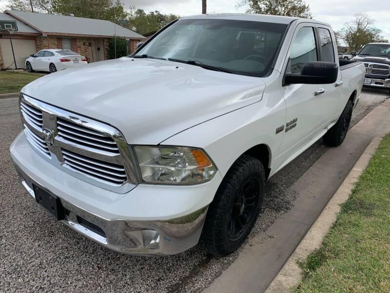 2014 RAM Ram Pickup 1500 for sale at Rock Motors LLC in Victoria TX