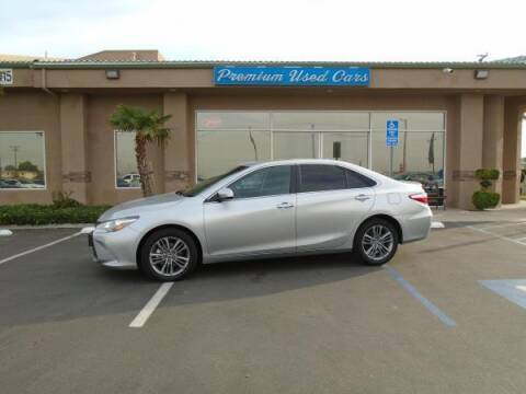 2017 Toyota Camry for sale at Family Auto Sales in Victorville CA