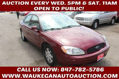 2007 Ford Taurus for sale at Waukegan Auto Auction in Waukegan IL