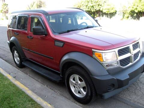 2007 Dodge Nitro for sale at MERROW WHOLESALE AUTO in Manchester NH