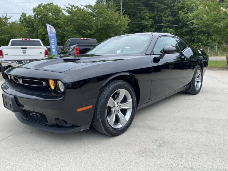 2016 Dodge Challenger for sale at Auto Class in Alabaster AL