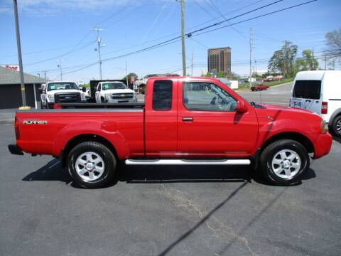 2003 Nissan Frontier for sale at Car One in Murfreesboro TN
