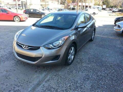 2013 Hyundai Elantra for sale at A & A IMPORTS OF TN in Madison TN