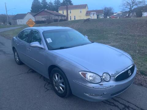 2006 Buick LaCrosse for sale at Trocci's Auto Sales in West Pittsburg PA