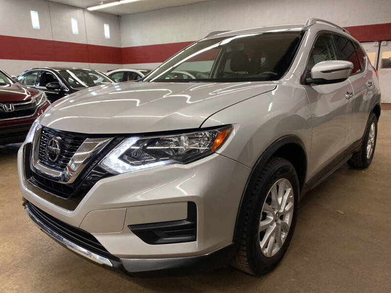 2019 Nissan Rogue for sale at Columbus Car Warehouse in Columbus OH