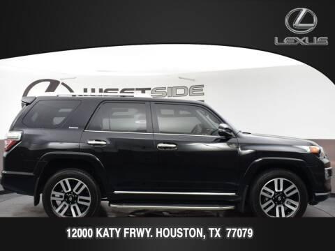 2019 Toyota 4Runner for sale at LEXUS in Houston TX