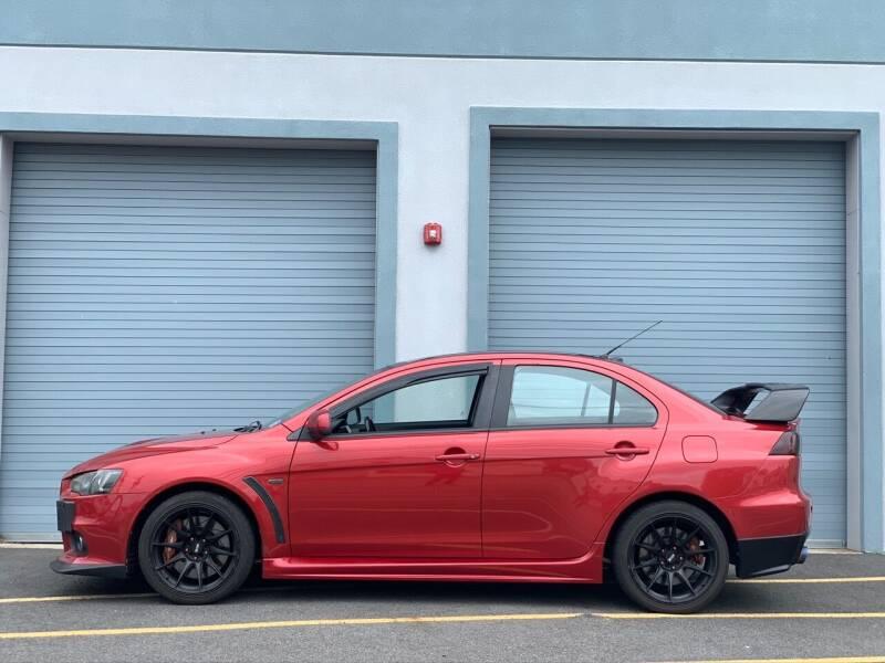 2008 Mitsubishi Lancer Evolution AWD GSR 4dr Sedan - Newark NJ
