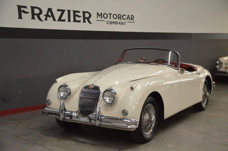 1959 Jaguar XK for sale in Lebanon, TN